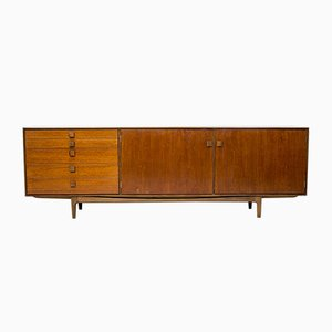 Rosewood and Teak Sideboard by Ib Kofod Larsen for G-Plan, 1960s