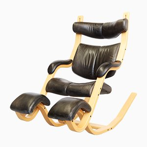Rocking Chair Modèle Balans Vintage par Peter Opsvik pour Stokke, 1980s