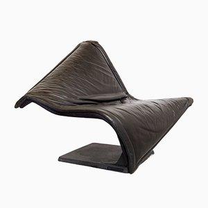 Chaise Tapis Flying Postmoderne par Simon Desanta & Dorothy Hafner pour Rosenthal, 1980s