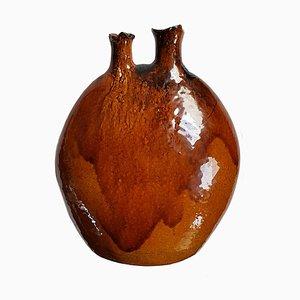 Vase Vintage en Céramique par Waldemar Jan Erdtmann