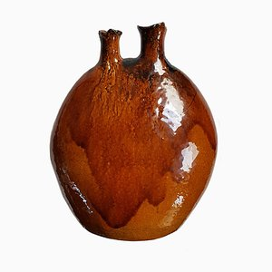Vintage Ceramic Vase by Waldemar Jan Erdtmann