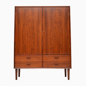 Danish Rosewood Cabinet by Børge Mogensen for Breuer, 1960s