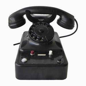 Bakelite Telephone from Saftnat Milano, 1950s