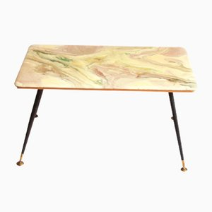 Table Basse Acacio Mid-Century de Poliplastica MALP, Italie, 1950s