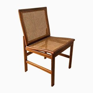 Danish Rosewood Armchairs from Maison du Danmark, 1970s, Set of 4