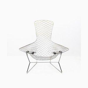 Chrom Bird Chair von Harry Bertoia, 1968