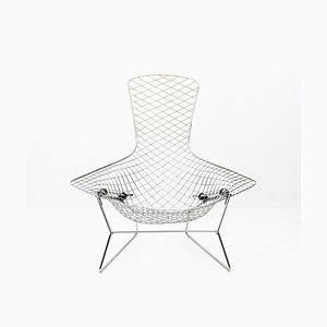 Chrome Bird Chair by Harry Bertoia, 1968
