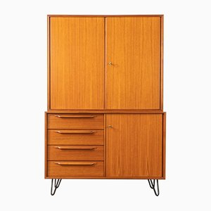 Teak Veneer Chest of Drawers from Heinrich Riestenpatt, 1960s