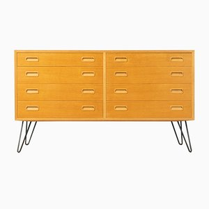 Oak Veneer Sideboard by Poul Hundevad for Hundevad & Co., 1960s