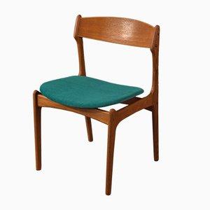 Chaises de Salon par Erik Buch pour Odder Møbler, 1950s, Set de 4