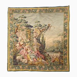 Antique Jaquar Tapestry, 1950s