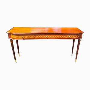 Large Console Table by Paolo Buffa, 1940s