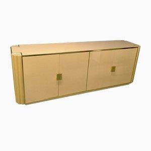 Vintage Sideboard von Alain Delon für Maison Jansen, 1970er