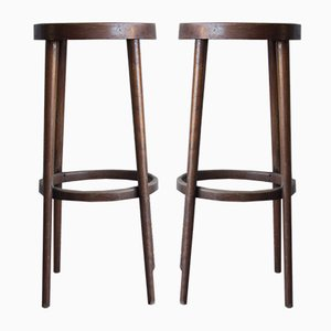 Stools from Baumann, 1980s, Set of 2