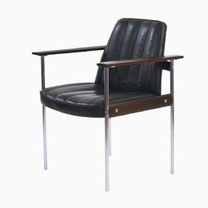 Chaise d'Appoint Modèle 3001 AX par Sven Ivar Dysthe pour Dokka Møbler