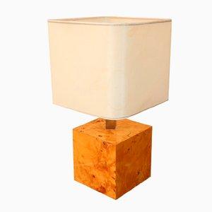 Lámpara de mesa italiana moderna, años 70