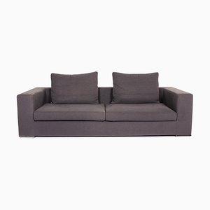 Graues 2-Sitzer Sofa von Saba Italia