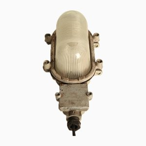 Small Industrial Sconce