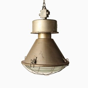 Industrial Polish Pendant Lamp