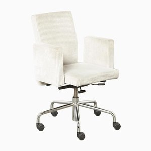 Cream Desk Chair by Luc Vincent for Bulo, Belgium, 2000s