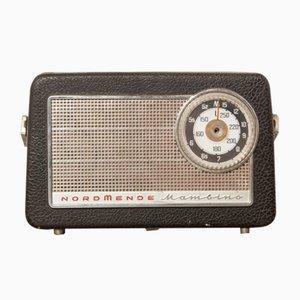 Radio Modèle E06 de Nordmende, Allemagne, 1960s