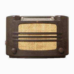 Radio 461A in bachelite di Philips, anni '30