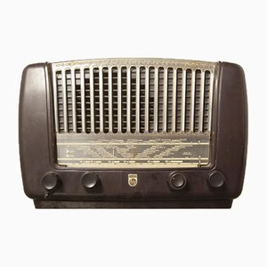 Philips BX310 A/53 Tube Radio