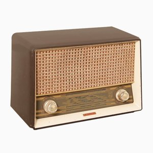 Radio B3G97U in bachelite di Philips, anni '50