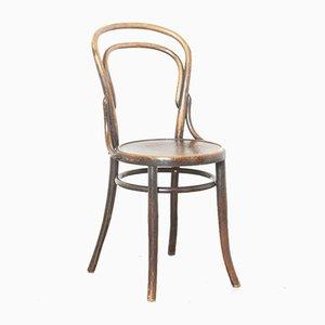 Chaise de Café No. 14 Antique de Thonet