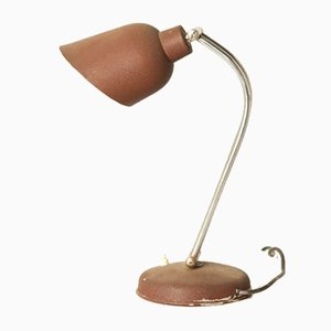 Small Vintage Colorful Office Lamp