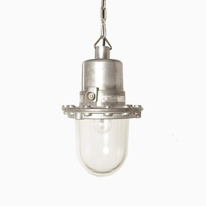 Vintage Bullseye Bolts Hanging Lamp