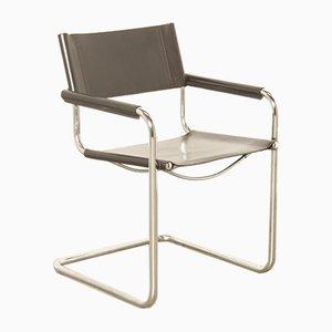 Chaise d'Appoint MG5 par Marcel Breuer pour JOX Interni, 2000s