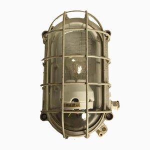 Vintage DDR Wandlampe