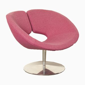 Pink Apollo Armchair by Patrick Norguet for Artifort, 2000s