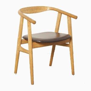 Chaise d'Appoint Vintage par Hans J. Wegner pour Getama