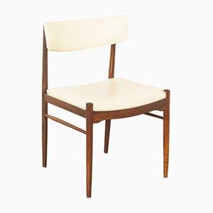 Chaise d'Appoint Couleur Crème de TopForm, 1960s