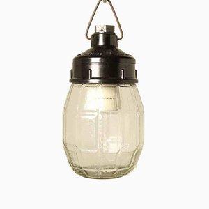 Vintage Grenade Ceiling Lamp