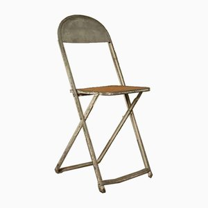 Vintage Industrial Folding Chair from ODA