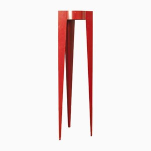 Red G Chase Coat Stand by Michiel van der Kley for Van Esch, the Netherlands