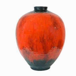 Deutsche Vintage Vase von Carstens