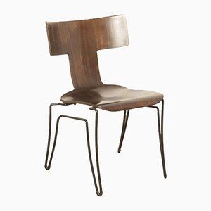 Anziano Stuhl von John Hutton für Donghia, 1980er