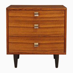 Mid-Century Scandinavian Rosewood Veneer Dresser from Ulferts Möbler, 1970s