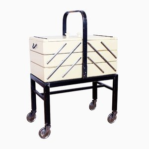 Storage Box on Castors, 1960s