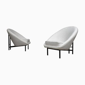 F115 Armchairs by Theo Ruth for Artifort, 1958, Set of 2