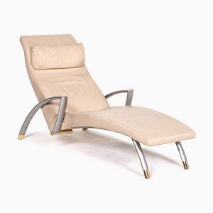 Sofá cama 2600 de cuero de Rolf Benz