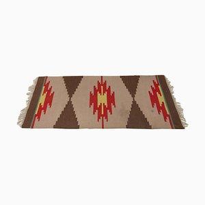 Mid-Century Kilim Carpet, 1960s
