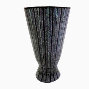 Keramik Vase, 1950er