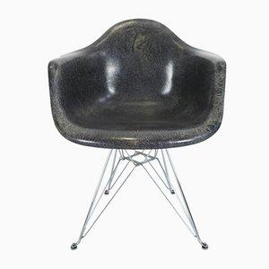 Butaca DAR con base de torre Eiffel de Charles & Ray Eames para Miller Furniture, años 50