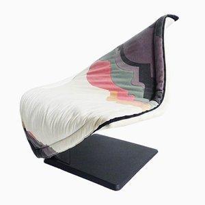 Fauteuil Modèle Flying Carpet par Simon Desanta pour Rosenthal, 1988