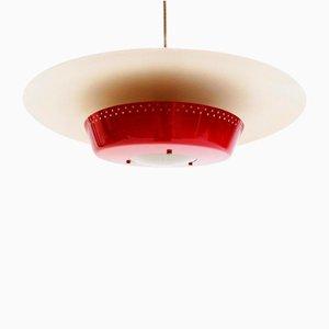 Italian Pendant Lamp, 1950s